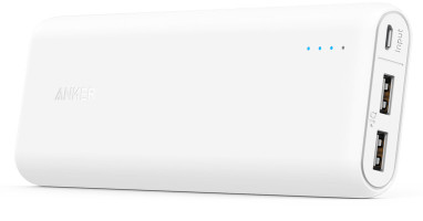 Anker powercore 20100 is one of the best high capacity power banks