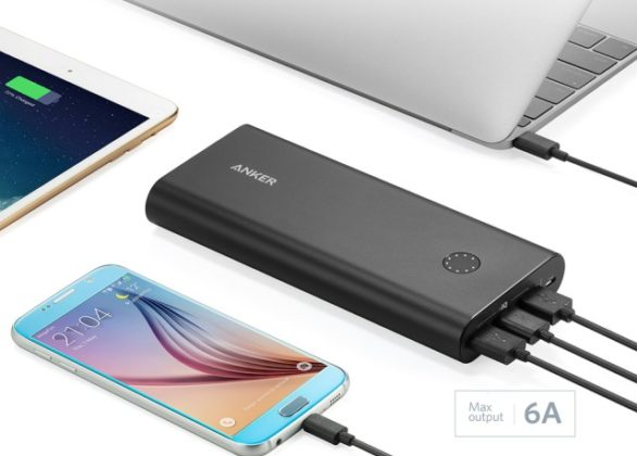Best High Capacity PowerBanks (26800 mAH+)