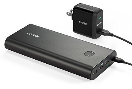 High capacity power bank