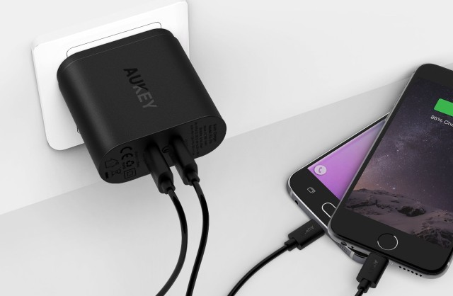 best smartphone wall chargers