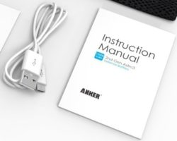 Anker Powercore Manuals