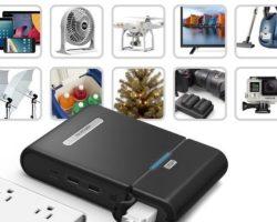 RAVPower  AC Portable Charger Universal Powerbank 27000 mAH Review