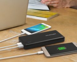 96be0b76fc3aef RAVPower 20100 mAh Power Bank with USB-C Review | PowerBankGuide