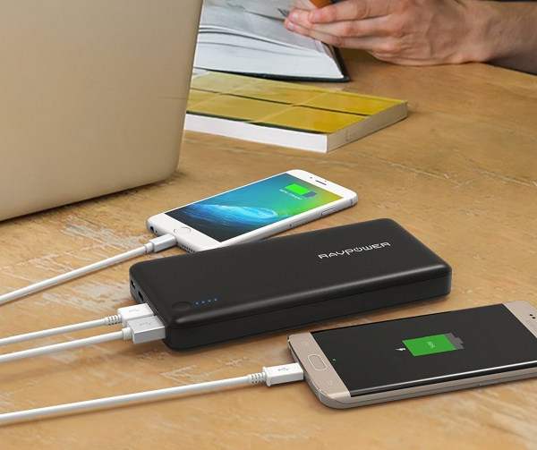 RAVPower 20100 mAh Power Bank with USB-C Review
