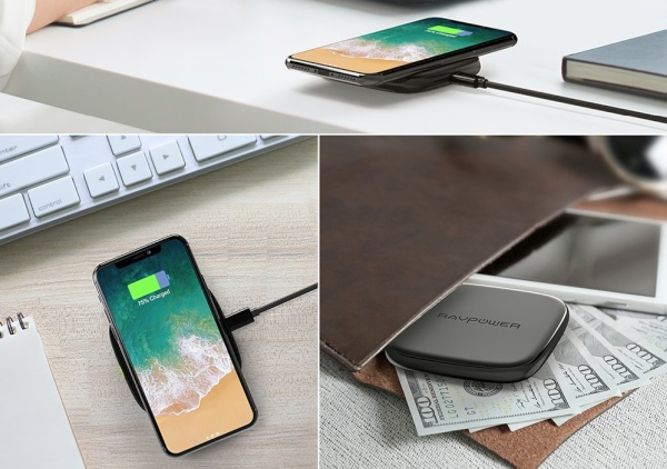 9 watt fast charging wireless stand