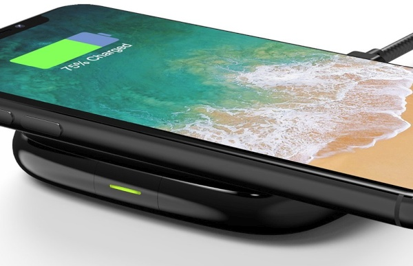 Best wireless fast charger for iPhone X