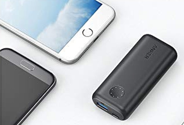 Best Ultra-Compact Portable Charger for iPhone 7 Plus