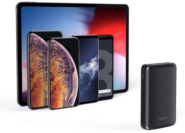 Best USB-C PD portable charger for iPhone XR