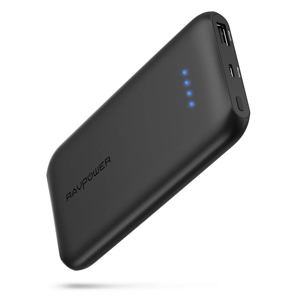 Slim Quickcharge 3.0 power bank for LG G7