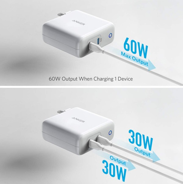 Anker's Dual PD iPhone 12 Adapter