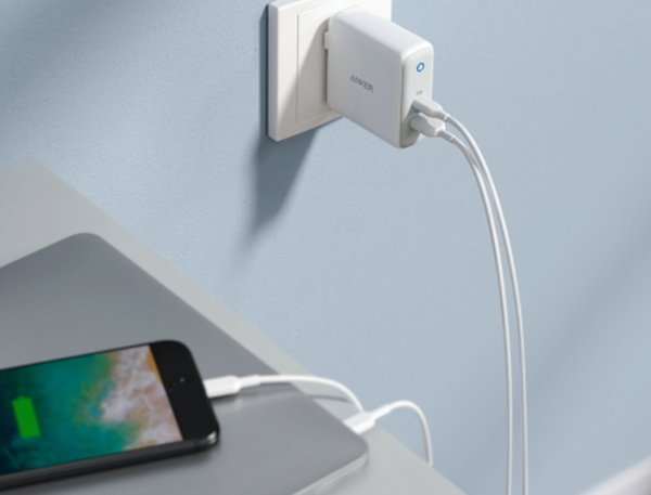iPhone 12 USB-C charger