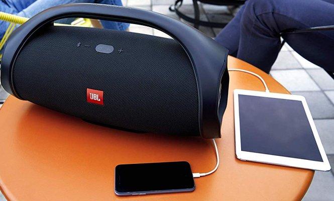 Best portable Bluetooth speaker powerbank