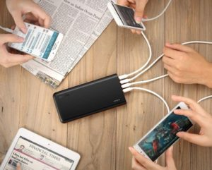 Best Portable Chargers for LG V40 ThinQ