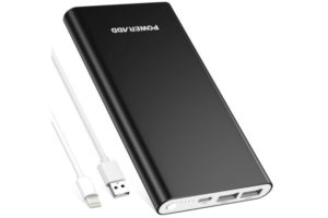 POWERADD Pilot 4GS 12,000mAh Lightning Input Power Bank Review