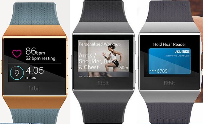 Android compatible smart watches