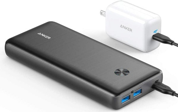 USB-C PD power bank for iPad Pro 12.9