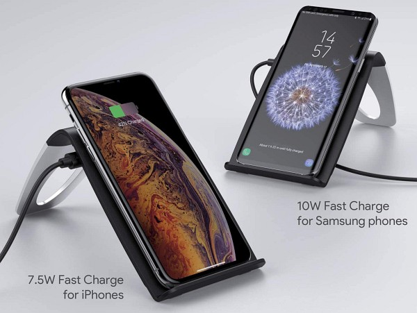 Best wireless charger stand for iPhone 12 Pro